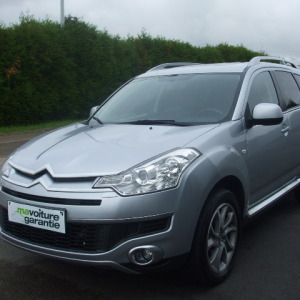 Citroen C-Crosser 4×4 exclusive 2.2hdi 160ch fap 7 places