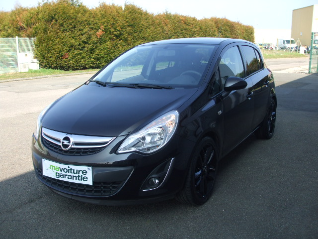opel corsa color edition 75ch start stop 5p web auto achats ventes reprises dreux. Black Bedroom Furniture Sets. Home Design Ideas