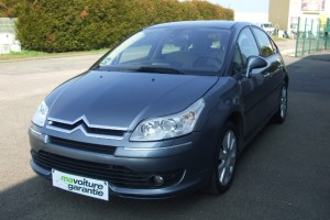 Citroen C4 exclusive 1.6hdi 110ch 5p